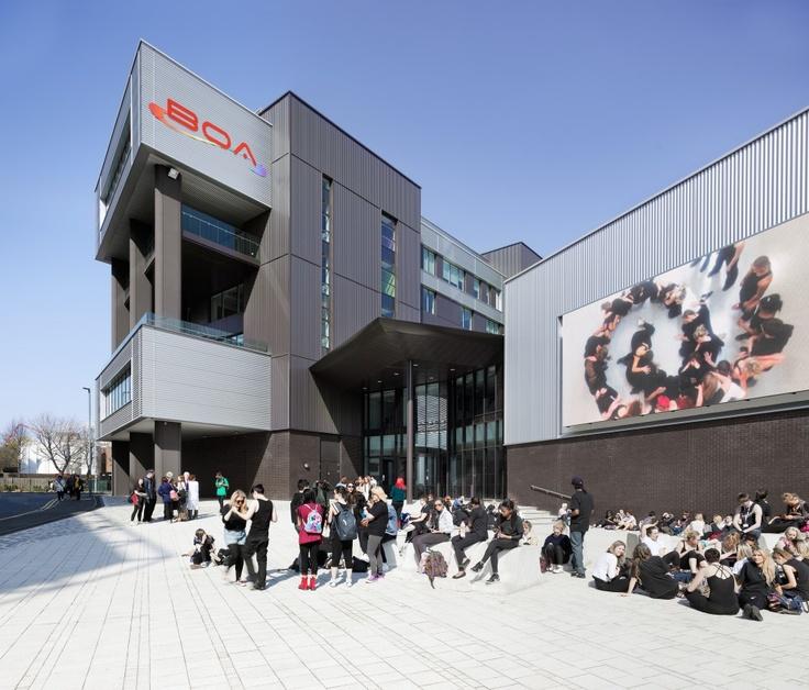 Birmingham Ormiston Academy / Nicholas Hare Architects