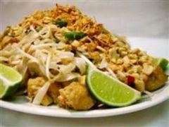 Pad Thai Recipe - Dinner