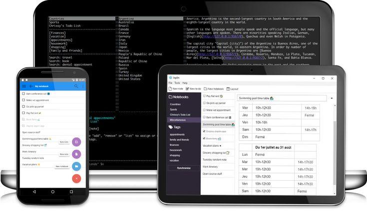 Joplin es una aplicación de notas, una especie de reencarnación mutante de Evernote o las Notas de Apple pero en versión gratuita y de código abierto – así que si por alguna razón no te gustan las anteriores puede ser una...