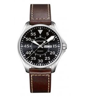 Hamilton Aviation Pilot Quartz H64611535 #reloj #watch