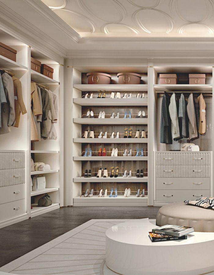 1001 Ideen Fur Ankleidezimmer Mobel Die Ihre Wohnung Verzaubern Werden In 2020 Ankleide Zimmer Begehbarer Kleiderschrank Design Kleiderschrank Design