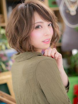*+COVER HAIR+*…外国人風☆エアリーカールb - 24時間いつでもWEB予約OK!ヘアスタイル10万点以上掲載!お気に入りの髪型、人気のヘアスタイルを探すならKirei Style[キレイスタイル]で。