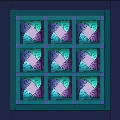 Miniature Paper Piecing Patterns Free   ... paper pieced pattern in Pdf…