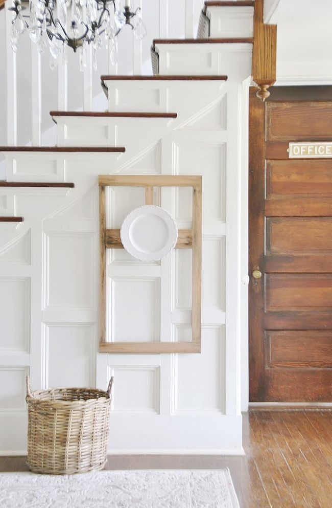 One Reclaimed Wood Window Four Different Ways Wood Windows Yard | Reclaimed Wood Stairs For Sale | Stair Railing | Wooden | Staircase Makeover | Handrail | Van Gieson