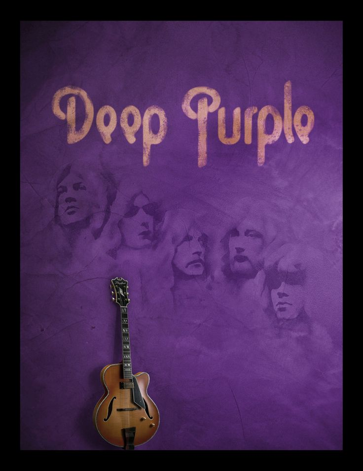 "Deep Purple -- the song Not Responsible is just way cool -- ""Found some money in an old black jacket I'm going out tonight, gonna find me a woman or two...."""
