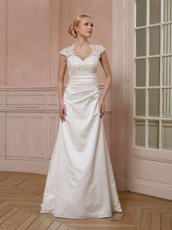 Robe de mariée Silene Point Mariage