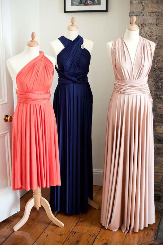 Beautiful palette! love this for my girls :D | Two Birds Dresses - Bridal Lounge Dublin (10)