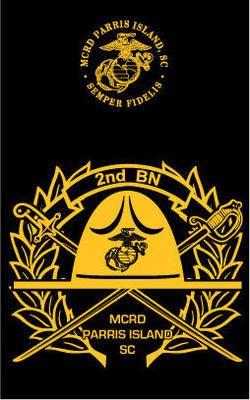 Parris Island, 2nd Recruit Battalion