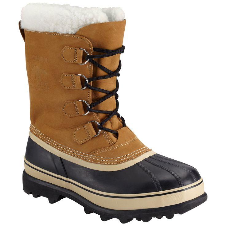 SOREL Men's Caribou Winter Boots - Size 10