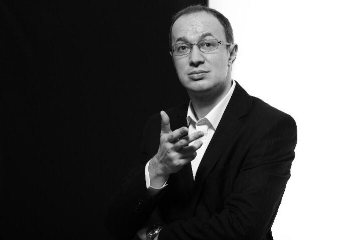 Florin Dumitrescu - alb si negru