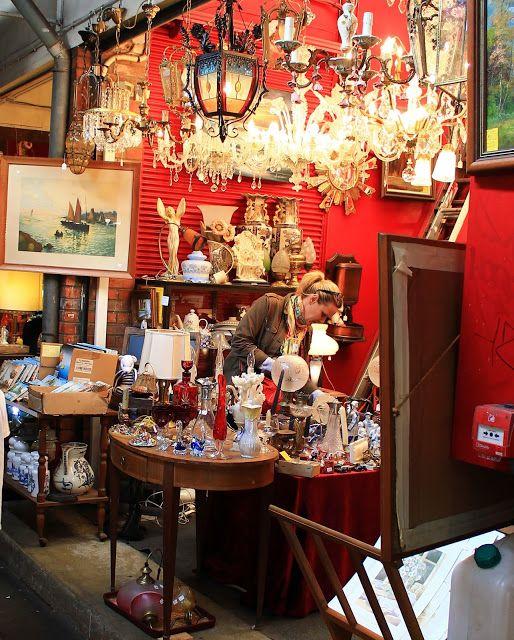 Una parisina en madrid blog de olivia legrand - Decoracion vintage madrid ...