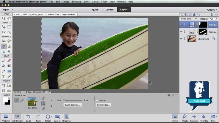 how to change the material of an object in photoshop