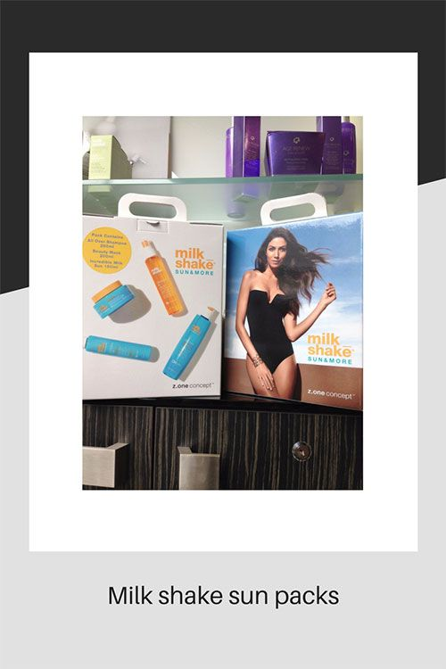 Fabulous new summer hair products now available at 77 The Hill