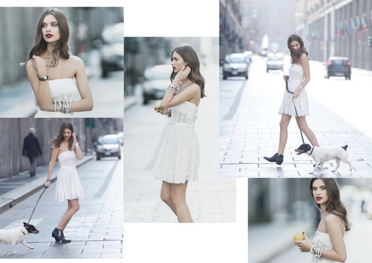 Lookbook - style - Advertising SS 2015 Desphaera Gioielli
