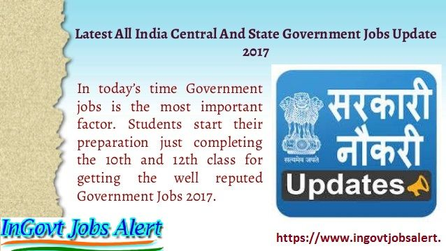 You can find here all central and state govt jobs, vacancies list in various sectors like Latest bank Jobs, Latest Police Jobs, Latest railway jobs, SSC jobs for Freshers and experience qualification 10, 12, B. A, B.com, any basic degree.