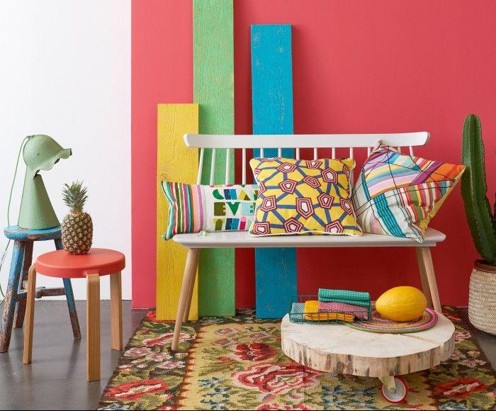 Tropic & Tribal kleuren