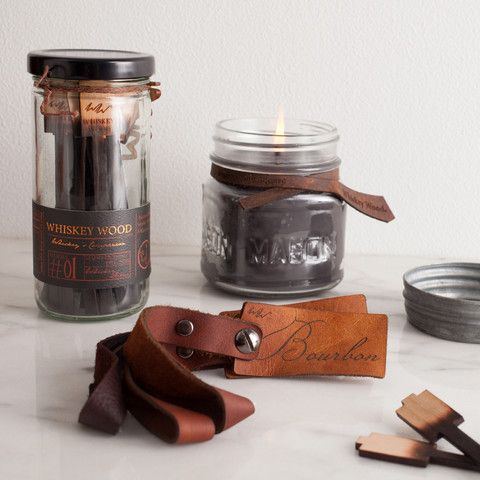 Rugged Decanter Kit: Whiskey Accessories