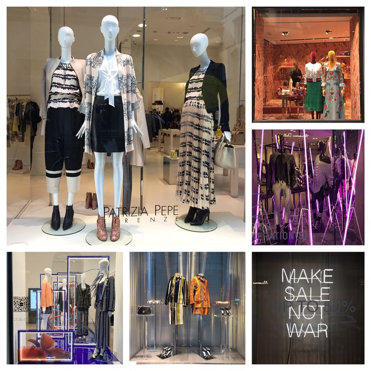 La scorsa settimana siamo state al Pitti di Firenze. Con queste foto vogliamo condividere con voi le tendenze della Primavera 2016 che potete già trovare nei negozi.