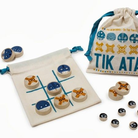 Tik Atak, noughts and crosses