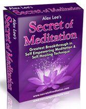 Self Healing Meditation Technique  cover