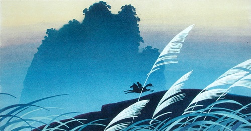 Mulan Concept Art by Hans Bacher. His colour styling and art direction is magnificent.