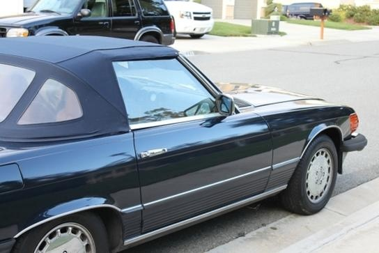 Cars for Sale 1985 MercedesBenz 380SL Roadster