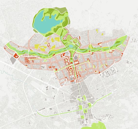 Building Tirana's GREEN Future: Tirana Northern Boulevard and River Project