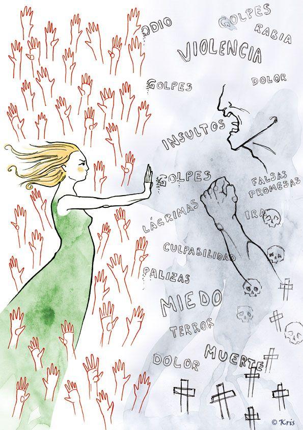 #25N Día contra la Violencia de Género. ¿Nos acompañas? - Inevery Crea