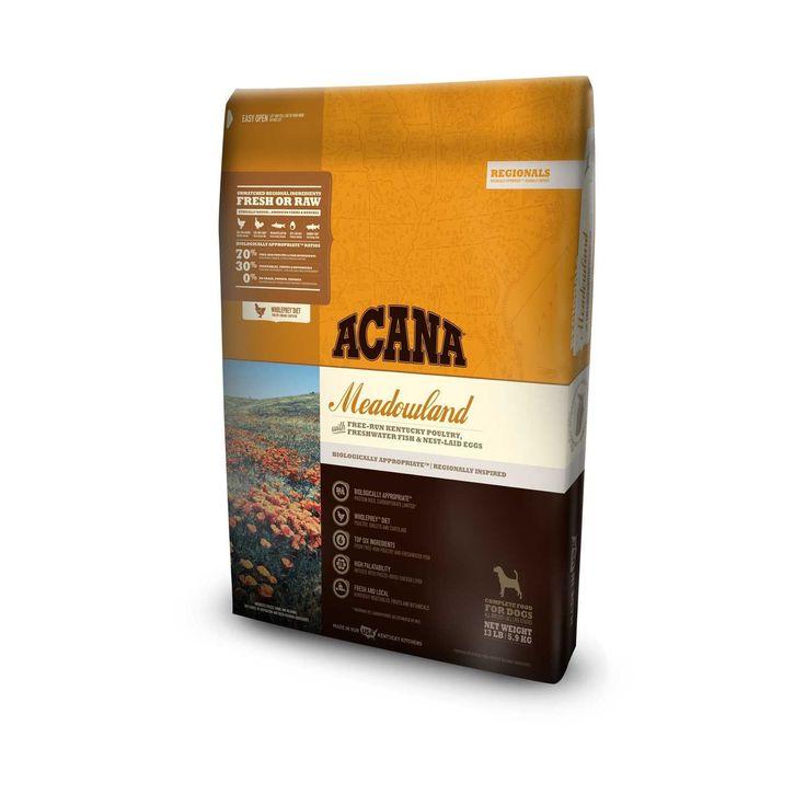 Acana Dog Food - Regionals Meadowland