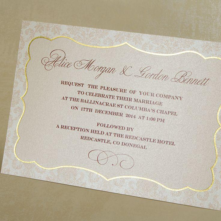 66 best Gatsby/Art deco wedding invitations images on Pinterest ...
