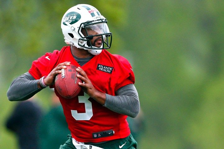 Jets may use Tajh Boyd as RB … or in Wildcat