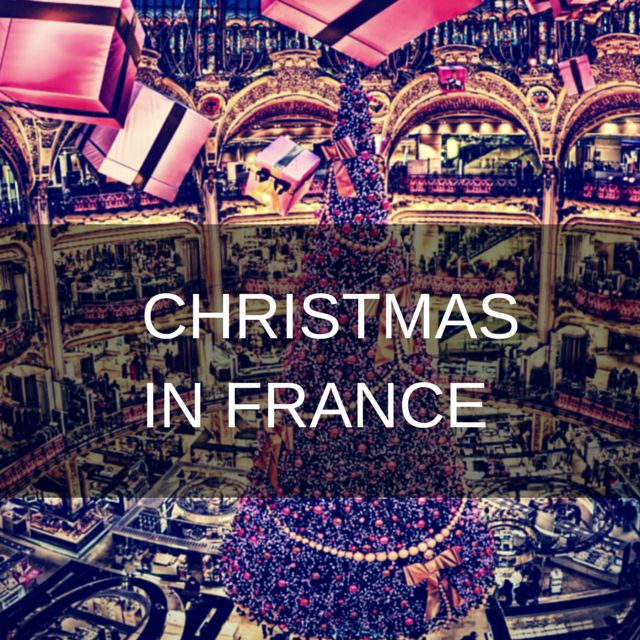 How the French celebrate Christmas? Learn some words with a double meaning: Avoid this common mistake made by some English Speakers in French.