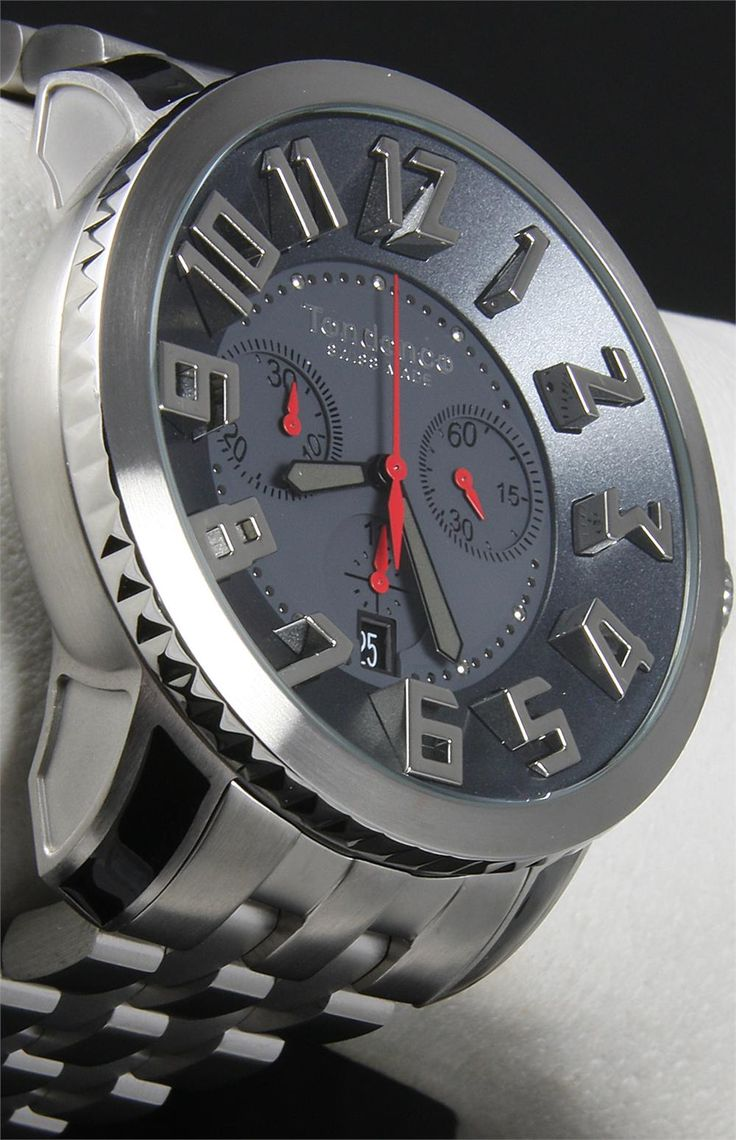 Tendence TG470052 Watch | Free Shipping from Watchismo.com | Men's Wacthes | Pinterest | Free shipping, Ships and Free