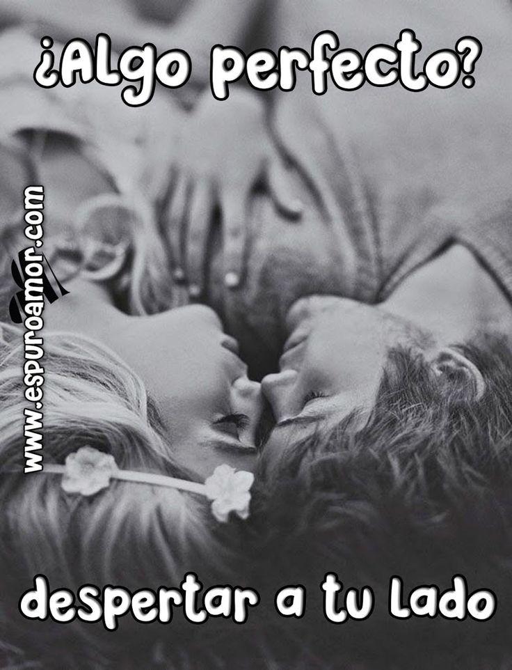 Imagen de amor de pareja de enamorados con frase romántica para dedicar a tu amor perfecto - http://espuroamor.com/2014/05/imagen-de-amor-de-pareja-de-enamorados-con-frase-romantica-para-dedicar-a-tu-amor-perfecto.html #Frasesromanticas, #Imagenesdeamor, #Imagenesdeparejas