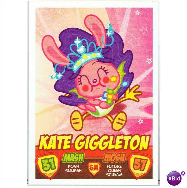 Moshi Monsters Mash Up Series 2 ~ Kate Giggleton ~ Monstro City on #eBid United Kingdom £0.99