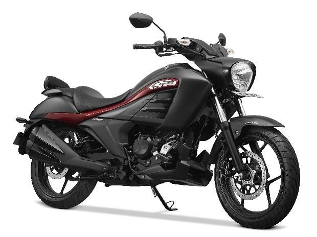 Suzuki Intruder Fi At Rs 100 000 Special Edition Launch For