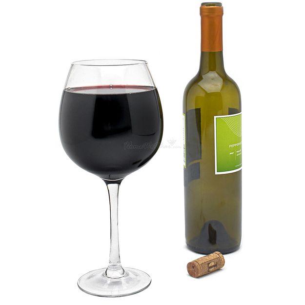 Una copa de vino gigantesca   19 regalos locamente ingeniosos que querrás quedarte para ti