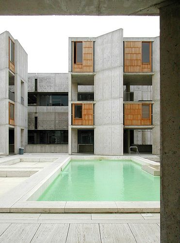 Salk Institute - Louis Khan
