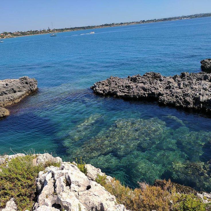 Das #meer haben wir genossen #sizilien #sicilia #urlaub