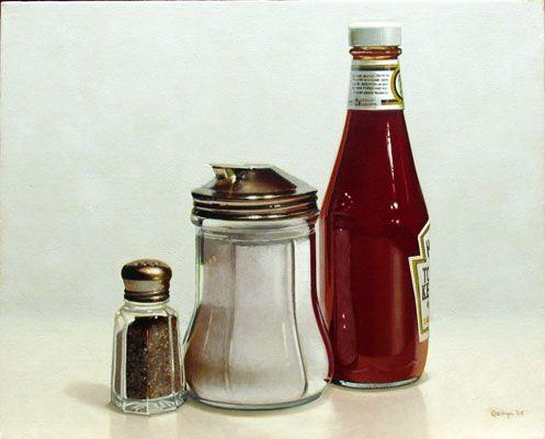 Ralph Goings. Mark Peet Visser Gallery ('s-Hertogenbosch, The Netherlands) www.markpeetvisser.com