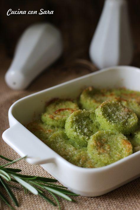 gnocchi alla romana con spinaci, cucina con sara