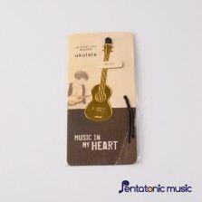 Music in My Heart Bookmark - Guitar