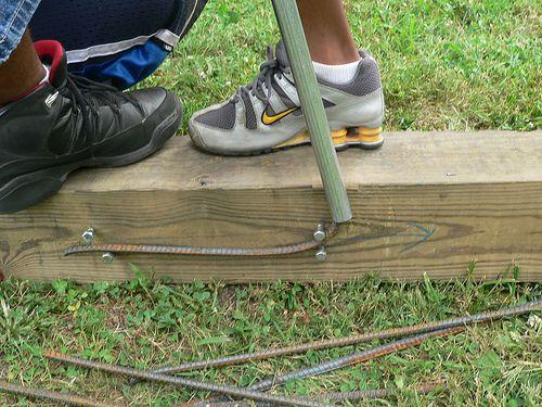 Cutting and bending rebar - Sculpture Community - Sculpture.net