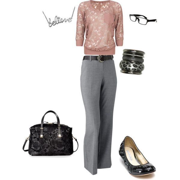 """My Teacher Outfit"" by kailirae on Polyvore"