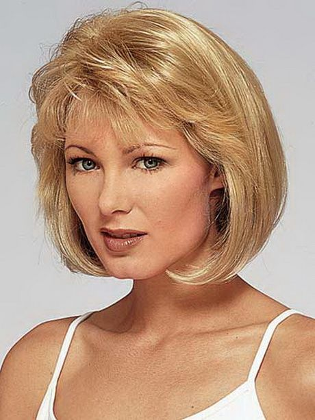 Photos of hairstyles for women over 50