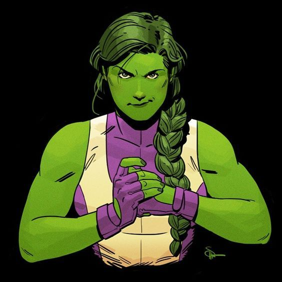 """She-Hulk - Evan """"Doc"""" Shaner"""