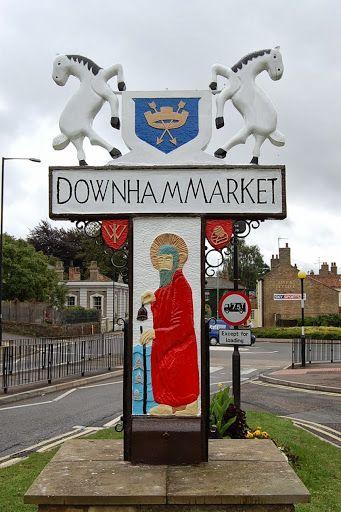 Downham Market, Norfolk, UK