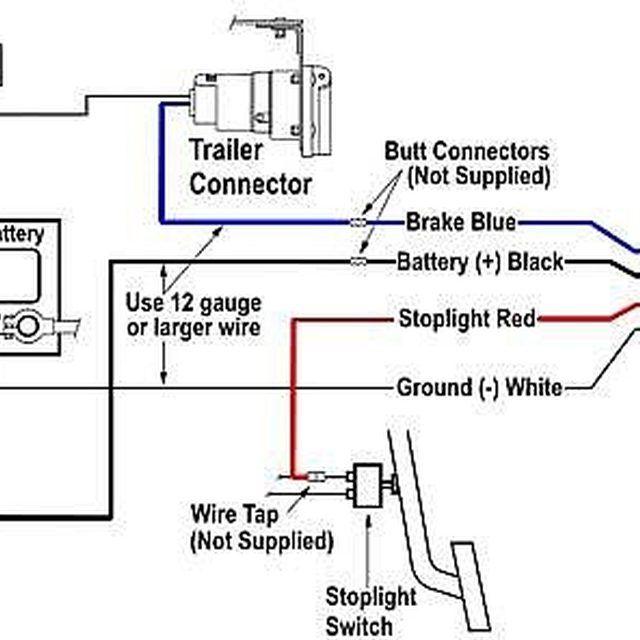 Trailer Breakaway Wiring Diagram