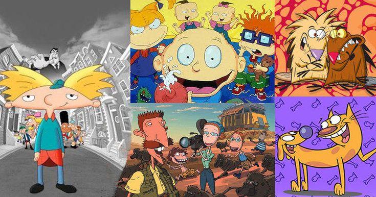 La Famille Delajungle, Les Razmokets et Hé Arnold vont être de retour dans nos télévisions. Nickelodeon va lancer une chaîne dédiée aux dessins animés des années 90.