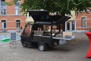 Italian Food Trucks - Mobiele Catering Concepten met een Italiaans Thema: Pasta E Basta